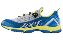 Zoot Men's ULTRA Tempo 5.0 grey/zoot blue/volt